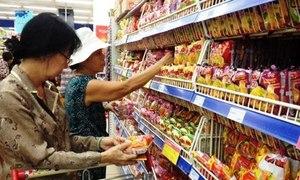 Vietnam, land of noodle soups, loves instant noodles