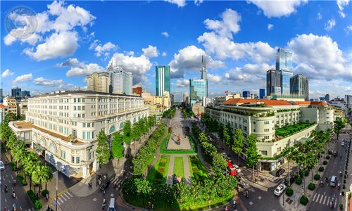 For early 2019, Saigon high up on the itinerary