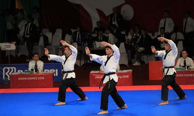 Shooting, taekwondo help Vietnam bag first Asiad 2018 medals