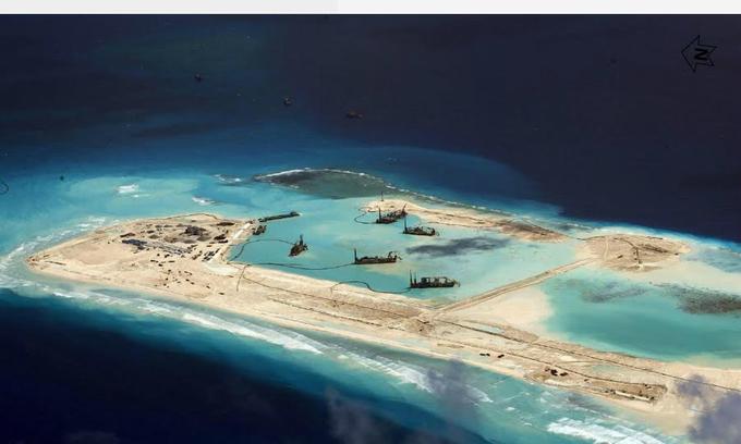 China, ASEAN make symbolic progress on sea dispute