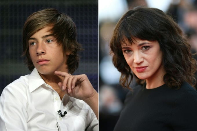 #MeToo takes a hit in Asia Argento underage sex case