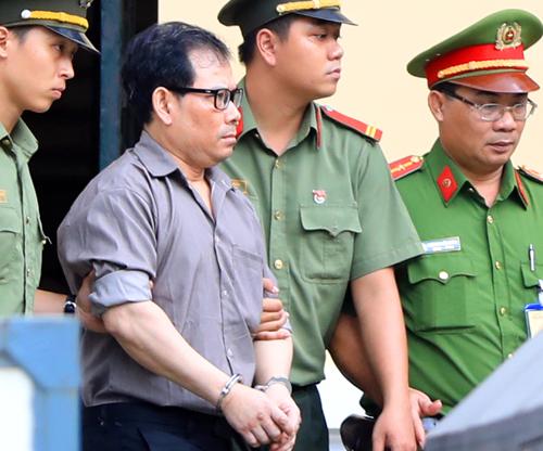 Nguyen James Han, a 49-year-old man with dual American-Vietnamese citizenship. Photo by Huu Khoa