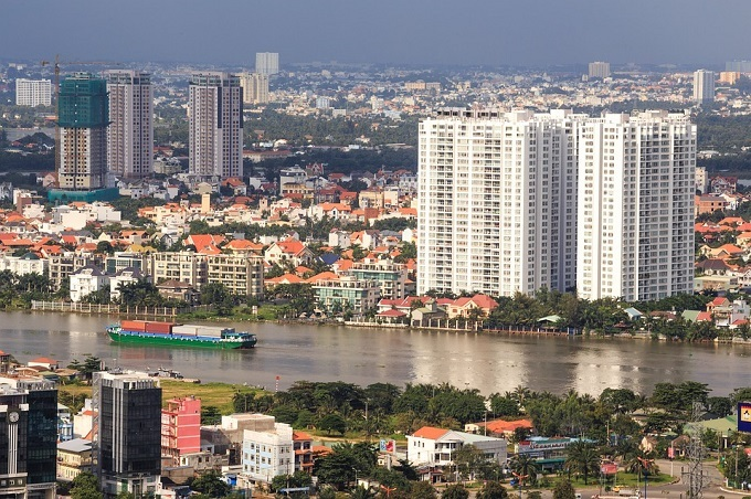 US, Singapore real estate firms come to booming Vietnam