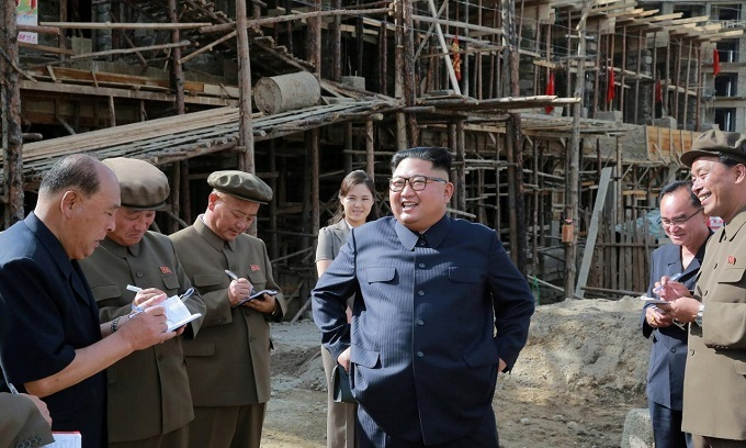 Images indicate North Korea halted dismantling of launch site: think tank