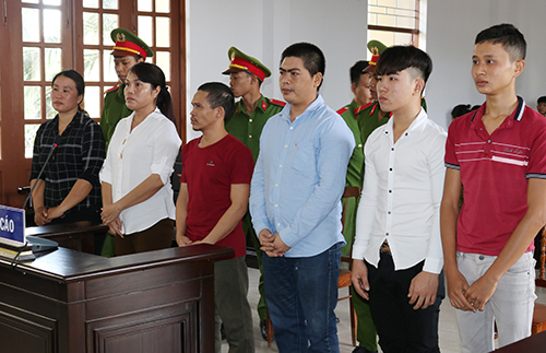 Four jailed in central Vietnam for inciting violence
