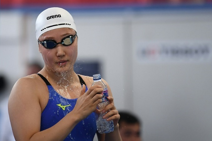 Chinese swimmer assaulted Korean at Asian Games: report