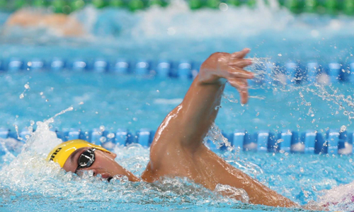 Vietnam earns more Asiad medals from swimming, rowing
