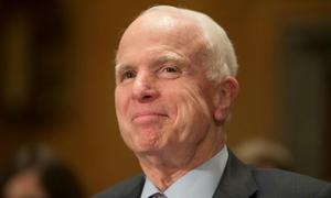 John McCain, unbridled titan of American politics