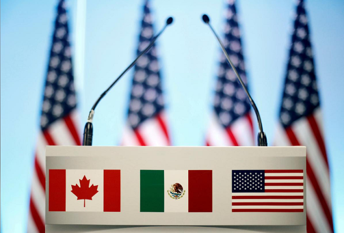 Trump says Mexico trade deal near; NAFTA hurdles seen easing