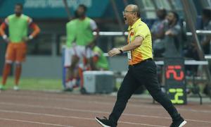 'Miracle Park' coaches, coaxes Vietnam into a dream run