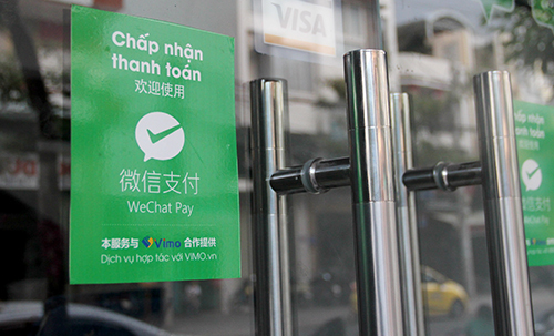 Chinese digital wallets pick Vietnamese tax pockets