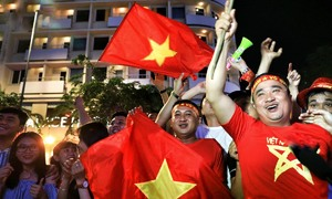 Google searches for Vietnam-Syria soar as quarterfinal match nears