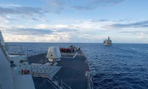 South China Sea is 'on low boil,' analysts warn