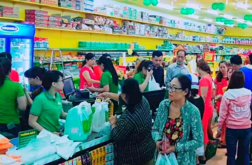 Mobile World's grocery chain reports 269 pct sales growth