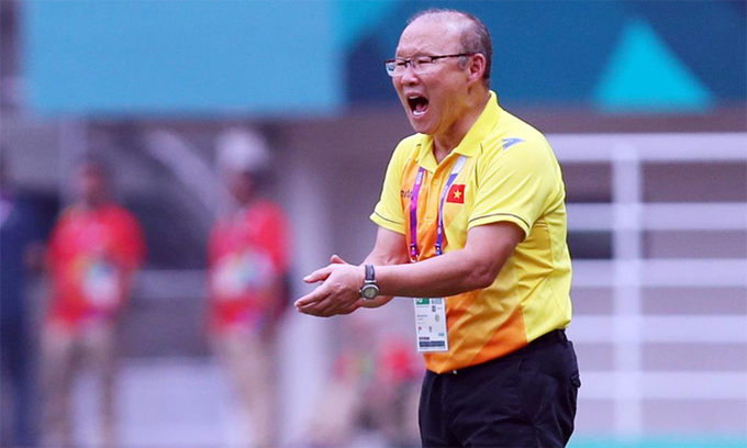 Conceding early goal caused difficulties for Vietnam: football head coach