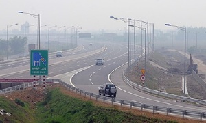 Expressway builder asks government for payment