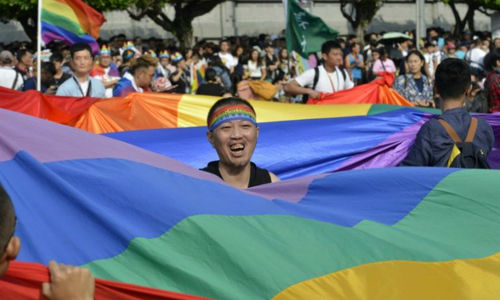 Taiwan gay marriage faces new hurdle with referendum proposal