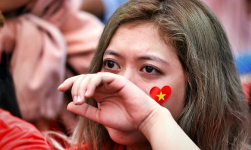 Vietnam fans in tears as Asiad dream run ends