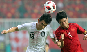 Vietnam's dream of final debut at Asiad ends in 1-3 defeat to South Korea