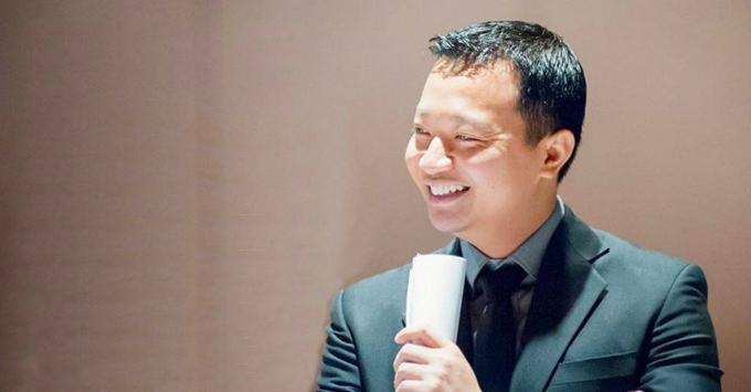 Tiki CEO Tran Ngoc Thai Son. Photo courtesy of Tikis official website.