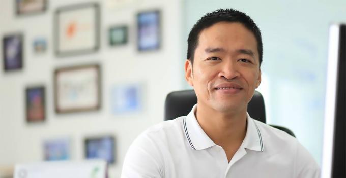 VNG CEO Le Hong Minh.