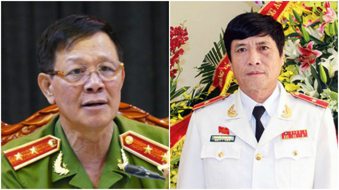 Former top cops in Vietnam face trial for abetting gambling