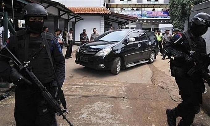 Four Vietnamese men shot dead by Malaysian police