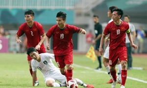 Overseas Vietnamese upbeat about Vietnam's last Asian Games match