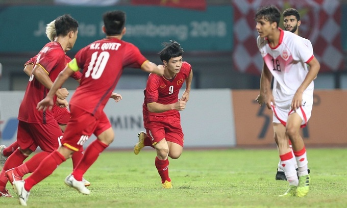 Goalscorers a strong point for Vietnam against UAE
