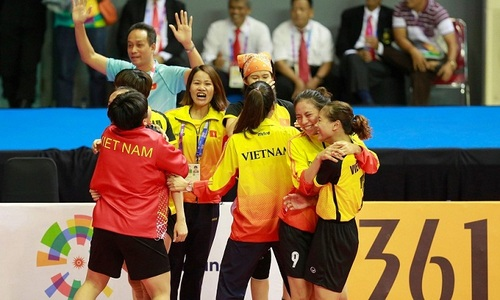 Vietnam wins another Asian Games silver