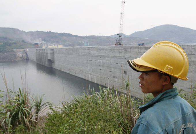 Vietnamese engineer fined for spreading false dam breach rumor