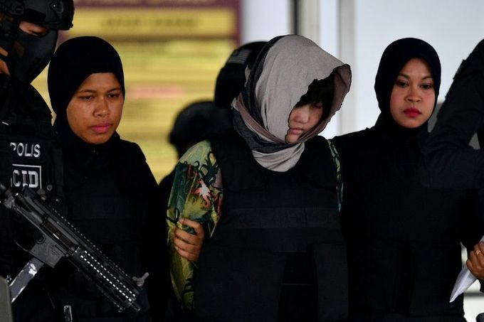 Malaysian police seeking pair to testify in Kim Jong-nam murder trial