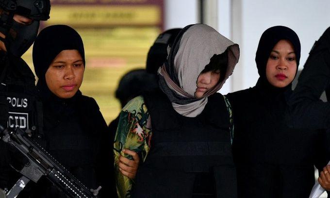 Malaysian police seeking pair to testify in Kim Jong-nam murder trial