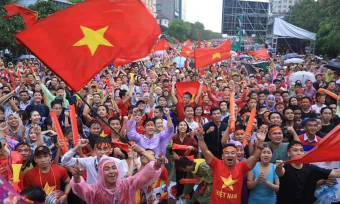 No tension for Vietnam football fans over AFF Suzuki Cup broadcast
