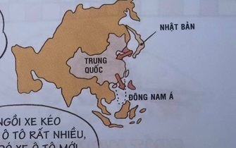 Vietnam publishing house recalls picture books with bogus Chinese map