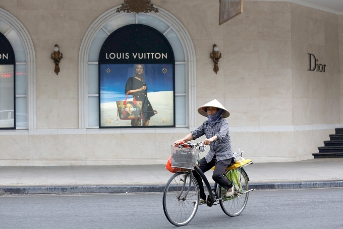 In Vietnam, the rich are getting richer at a fast clip