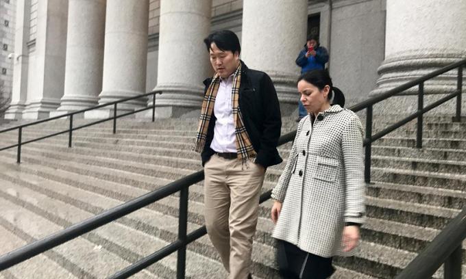 Ex UN chief Ban's nephew sentenced to prison for Hanoi bribe scheme