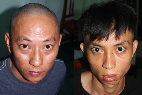 Police arrest central Vietnam bank robbers