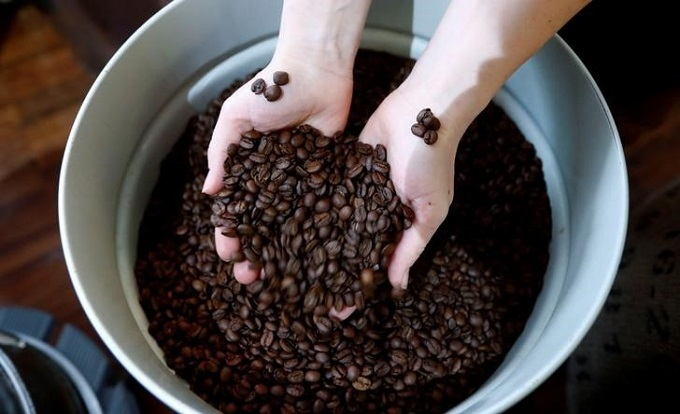 Asia coffee prices hit near 2-1/2-year low in Vietnam
