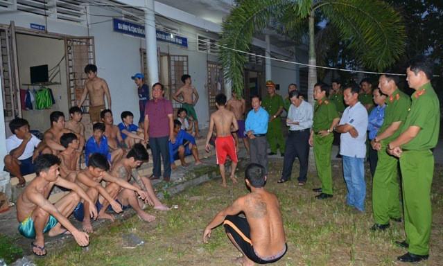 22 escaped drug addicts caught in Vietnam