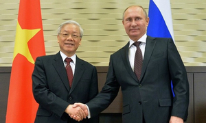 Vietnam, Russia to deepen energy and defense relations