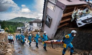 Japan resilient, but climate change making disasters worse: experts