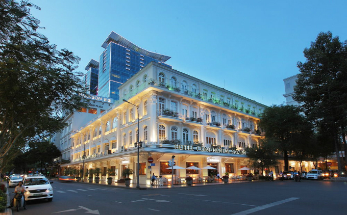 Two Vietnamese hotels sparkle as Asian heritage gems