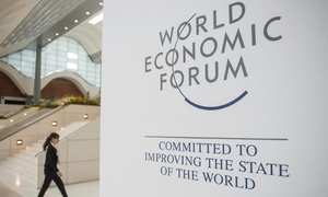 US-China trade spat looms over regional WEF meeting