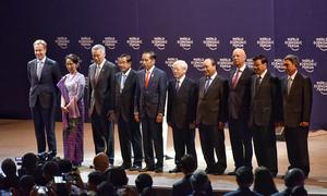 World Economic Forum on ASEAN begins in Hanoi