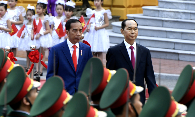 Vietnam, Indonesia eye early EEZ delimitation