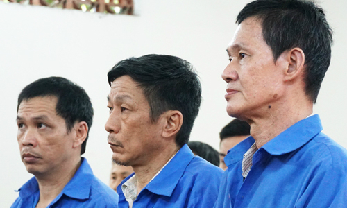 Saigon online betting ringleader gets nine years in prison