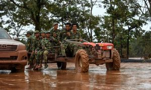 Laos to press on with dam-building after deadly collapse: PM