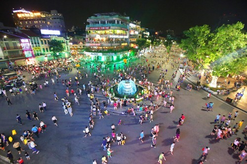 Hanoi may walk the talk some more