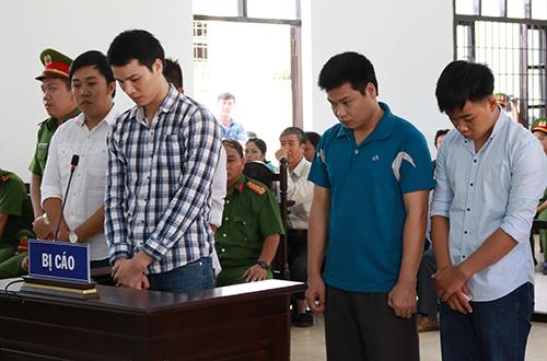 Five cops jailed for killing prisoner in central Vietnam